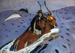 Valentin Serov, 1912