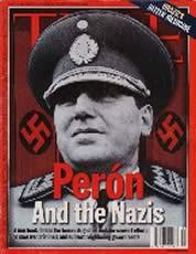 peron nazi