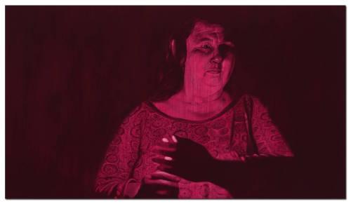 Di e serie Stills di Enrique Collar, pintor y director di cine Paraguayo bibando na Rotterdammetje